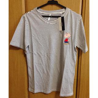 スヌーピー(SNOOPY)のチャーリーブラウン Tシャツ(Tシャツ(半袖/袖なし))