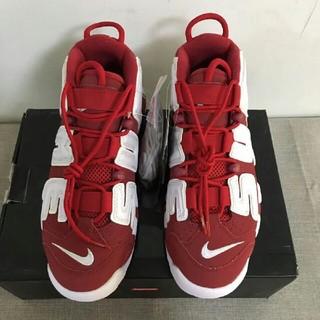 ナイキ(NIKE)のSupreme Nike Air More Uptempo(スニーカー)