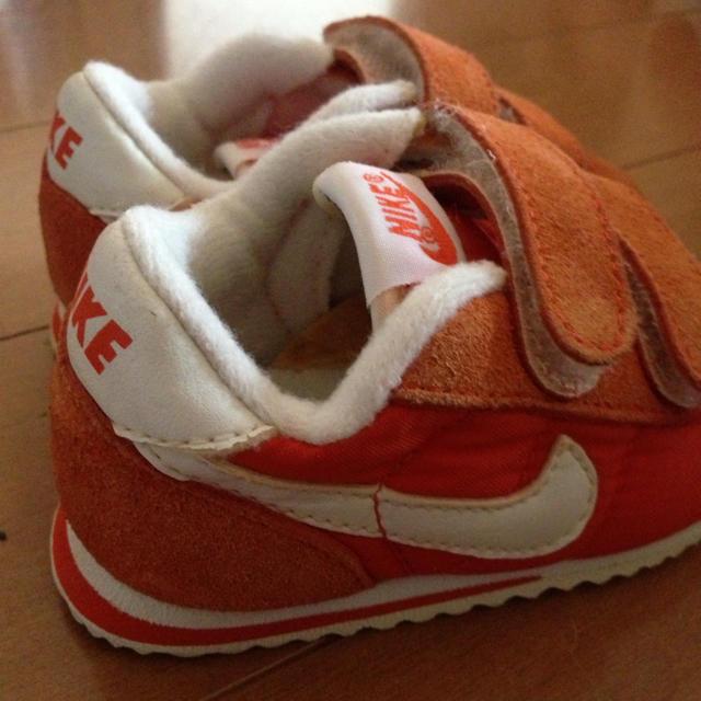 NIKE(ナイキ)のベビーシューズ(NIKE) 11cm レディースの靴/シューズ(スニーカー)の商品写真