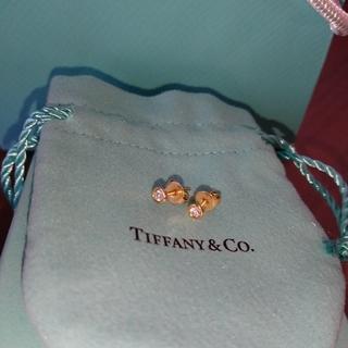 Tiffany & Co. - ティファニー☆バイザヤードダイヤモンドピアス❤️