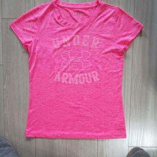 アンダーアーマー(UNDER ARMOUR)のUNDER ARMOR Tシャツ レディースSMサイズ(その他)