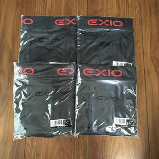 カルバンクライン(Calvin Klein)のEXIO エクシオ ブラック Lサイズ 4枚セット ボクサーパンツ(ボクサーパンツ)