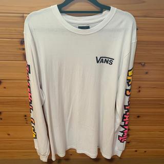 VANS - 美品!! vans Tシャツ
