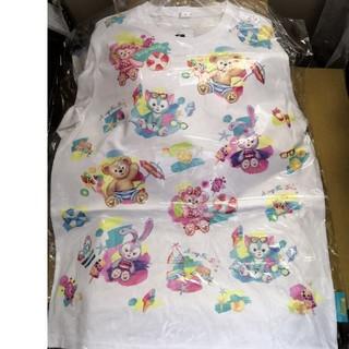 ダッフィー(ダッフィー)のダッフィー フレンズ Tシャツ(Tシャツ(半袖/袖なし))