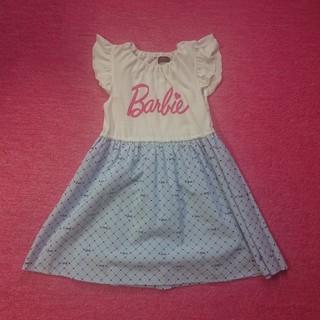 Barbie - 【最終値下げ】130cm★ワンピース