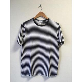 サンスペル(SUNSPEL)のサンスペル SUNSPEL ボーダー Tシャツ M 半袖(Tシャツ/カットソー(半袖/袖なし))