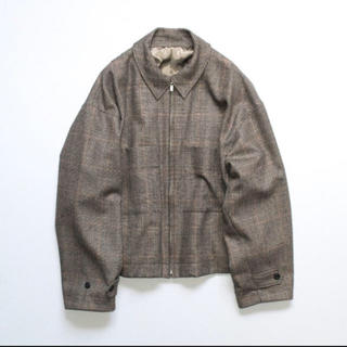 stein OVER SLEEVE DRIZZLER JACKET Sサイズ