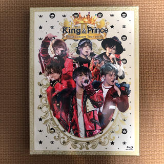 Johnny's - King & Prince ファーストコンサート Blu-ray☆