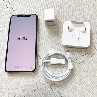 iPhone - iPhone X  64GB  (au )本体