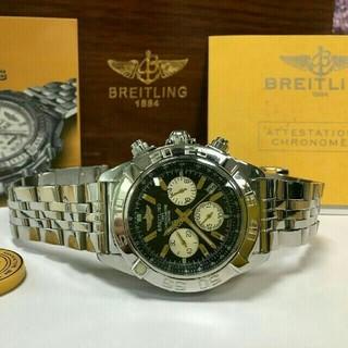 official photos 0f3bf cba36 ブライトリングウォッチ 腕時計メンズ