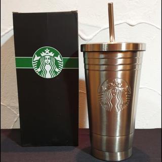 スターバックスコーヒー(Starbucks Coffee)の★台湾限定★ステンレスタンブラー473ml★新品未使用★スターバックス★(タンブラー)