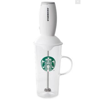 Starbucks Coffee - 新品 ミルクフォーマー