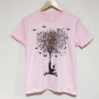 Design Tshirts Store graniph - グラニフ✳︎平和 モチーフTシャツ♪