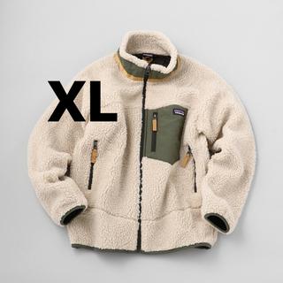パタゴニア(patagonia)のpatagonia kids retro x  jacket オリーブ XL(ブルゾン)