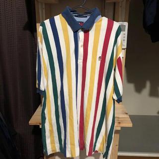 トミーヒルフィガー(TOMMY HILFIGER)のTOMMY HILFIGER ポロシャツ 90s vintage クレイジー(ポロシャツ)