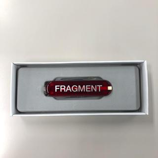 FRAGMENT - THE CONVENI fragment VICTORINOX