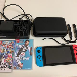 Nintendo Switch - 任天堂スイッチ本体 カセット