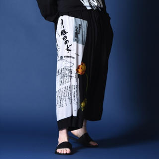 Yohji Yamamoto - 19ss yohji yamamoto pour homme 木曜日の女