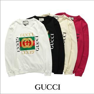 グッチ(Gucci)の[2枚8000円送料込み]GUCCIグッチ 長袖 トレーナー スウェット(トレーナー/スウェット)