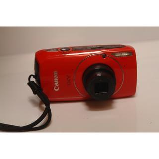 Canon - CANON キャノン IXY 30S イクシー オレンジ