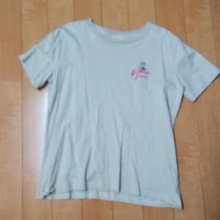 ジーユー(GU)のトムとジェリーのTシャツ(Tシャツ(半袖/袖なし))