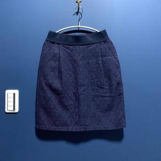 LIZ LISA - リズリサ LIZ LISA♡ボンディングレースタイトスカート