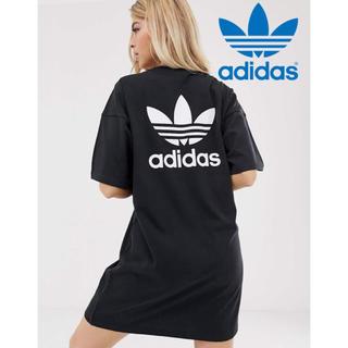 adidas - 【Lサイズ】✨adidas originals✨ワンピースドレス