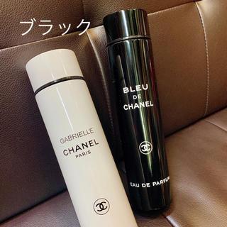 《新品・未使用》CHANEL シャネル 水筒 ブラック