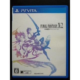 SQUARE ENIX - PS Vita版 ファイナルファンタジー X-2 HD Remaster