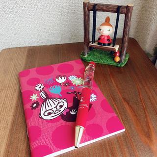 アフタヌーンティー(AfternoonTea)のリトルミィ メモ & ボールペン(ノート/メモ帳/ふせん)