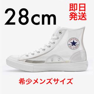 CONVERSE - 28cm ALL STAR LIGHT CLEARMATERIAL HI