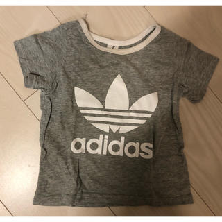 adidas - adidas キッズTシャツ