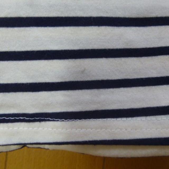 INGNI(イング)のINGNI♡TOPS付きボーダーマキシワンピ レディースのワンピース(ロングワンピース/マキシワンピース)の商品写真