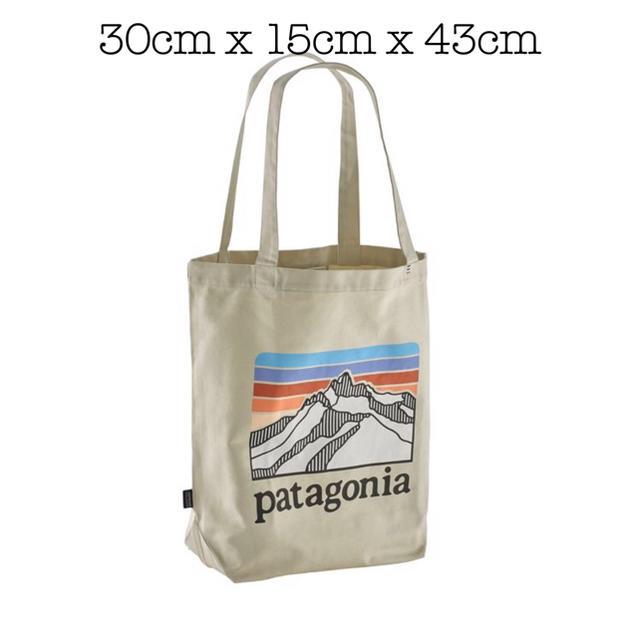 patagonia(パタゴニア)の【最安値!】新品 未使用品☆ パタゴニア マーケットトート   LRBS レディースのバッグ(トートバッグ)の商品写真