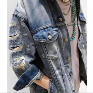 L'Appartement DEUXIEME CLASSE - L'Appartement *R13 Oversize Denim ジャケット◆