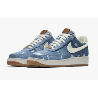 NIKE - NIKE LEVI'S AIR FORCE 1 LOW 27.5cm