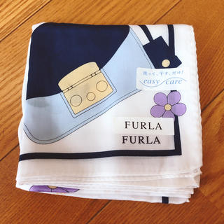 フルラ(Furla)の【FURLA】メトロポリス柄ハンカチ(ハンカチ)