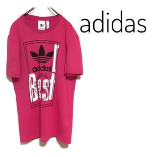 adidas - adidas アディダス トレフォイル デカロゴプリント
