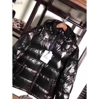 MONCLER - メンズ      MAYA    ダウンジャケット ブラック