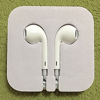 Apple - 【新品未使用】アップル純正  イヤホン