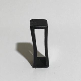 スント(SUUNTO)の遊環 24mmベルト用ループ バンド スントコア Suunto Core 社外品(ラバーベルト)