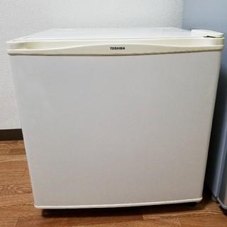 トウシバ(東芝)の東芝冷蔵庫 小型冷蔵庫 1ドア(冷蔵庫)