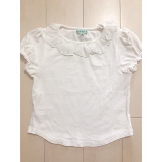 TOCCA - TOCCA フリル Tシャツ