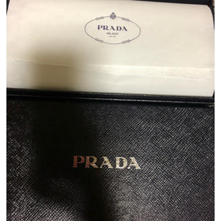 プラダ(PRADA)のPRADA 長財布 国内正規品 (その他)