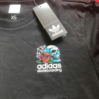 アディダス(adidas)のadidas Originals tshirt(Tシャツ/カットソー(半袖/袖なし))