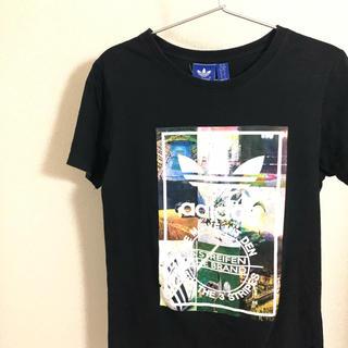 adidas - アディダス オリジナルス Tシャツ ビッグロゴ トレフォイル
