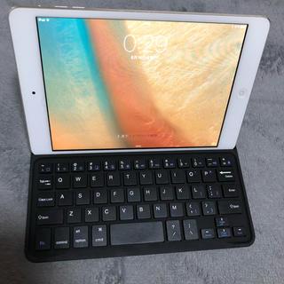 iPad - 【早い者勝ち】iPad mini 64GB Wi-Fi モデル(キーボード付き)