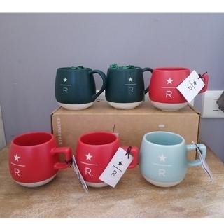 スターバックスコーヒー(Starbucks Coffee)の0294さま☕スターバックス リザーブ 8oz マグカップ *⑥点 (グラス/カップ)