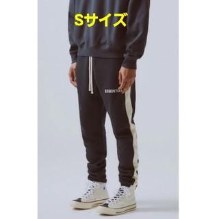 FEAR OF GOD - Sサイズ FOG ESSENTIAL SideStripe Sweatpants