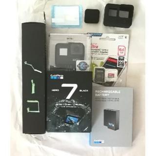 GoPro - 新品GoPro HERO7 BLACKセット